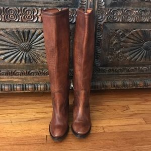 Matisse New Tangier Knee High Lace Up Boots NWT 6